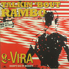 "L- Vira - Talking `Bout Rambo - 12 "" Maxy-Single - washed - cleaned - L4113"