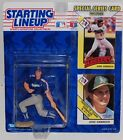 1993 SLU Starting Lineup Jose Canseco Figure MOC Oakland A's Texas Rangers New *