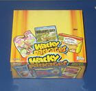 WACKY PACKAGES ANS11 SEALED BOX (24PKS 10 STICKERS) IN EXCELLENT CONDITION