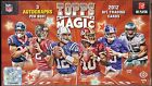 2012 Topps Magic Factory Sealed Football Hobby Box Luck Griffin RC