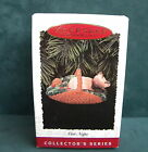 1996  Hallmark Keepsake Collector's Series Ornament CAT NAPS #3 NIB