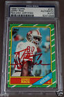 Jerry Rice Rookie Card and Autograph Memorabilia Guide 45