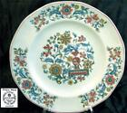 Adams Calyx Ware Saraband Dinner Plate Red and Light Green Multiples Available