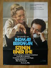 INGMAR BERGMAN German 1 sheet poster SCENES FROM A MARRIAGE 1976 Liv Ullmann