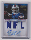 2013 Absolute EJ MANUEL RC AUTO #047 299