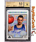 2008-09 Kevin Love Topps Chrome Auto Xfractor Refractor RC Rookie 3 15 BGS 9.5 P