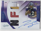 Torrey Smith 2011 Panini Absolute Memorabilia Rookie Patch Auto 20 25