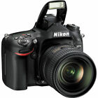 Nikon D610 243 MP CMOS Digital SLR Camera w 24 85mm f 35 45G ED Lens New