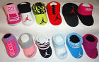 Nike Air Jordan Jumpman Retro Girls Boys Infant Baby Crib Booties Socks 0 6M 23