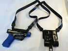 Galco SSII Shoulder Holster RH Black for Glock 45 10mm  SS228B