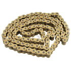 New Motorcycle 428 x 136 O Ring Heavy Duty Drive Chain 428H 136L Gold
