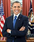 President Barack Obama Official Portrait 8 x 10 Photo Picture m1