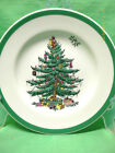 Spode Christmas Tree Dinner Plate England 10.75