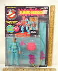 Vintage Real Ghostbusters Winston Zeddmore Sucker Ghost Slimed Heroes Kenner NOC