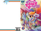 My Little Pony Friendship is Magic #11 Larry's variant 750 IDW