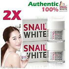 SNAIL WHITE CREAM 50gX 2 Anti-Aging Wrinkles Line Recovery Moisturizer All Skin
