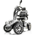 COBRA GT4 Heavy Duty 20 Power Electric Mobility Scooter 4 wheel + REAR BASKET