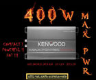 FOR HARLEY MOTORCYCLE STEREO POWER AMPLIFIER 4CH 400 WATTS KIT BIKE ELETRONICS