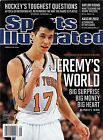 Jeremy Lin Signed Sports Illustrated w COA Houston Rockets New York Knicks