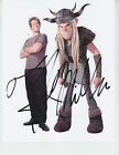 TJ Miller - HOW TO TRAIN YOUR DRAGON 2 - signed 8X10