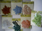 NEW CHIPBOARD  DIECUTS Shapes Designs  Your Choice  STUDIO 112 K  CO 3D