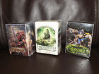 magic the gathering mtg - OFFICIAL DECK BOXES- TORMENT, JUDGMENT, ODYSSEY