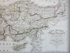 #VIVIEN: Large Decorative Map of Turkey and Cyprus - 1825