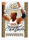 2013 Sportkings Series F Clyde Drexler Gold On Card Auto Sp 10 - QTY AVAIL