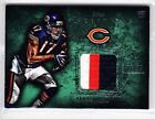 2012 Topps Inception Alshon Jeffery Green 3 Color Patch Rc (05 25)