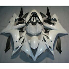 Injection Molded Fairing Bodywork Fit For YAMAHA YZF R1 YZF-R1 04-06 05 White