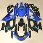 New Design Hand made ABS Blue Fairing For YAMAHA YZF 600 YZF600R 1997-2007
