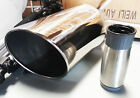 PERFORMANCE EXHAUST DIESEL TIP 4 IN 8 OUT CHROME F250 F350 RAM 2500