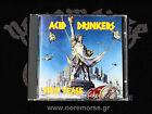 ACID DRINKERS - STRIP TEASE, CD ORG 1st Press Under One Flag 1992 OOP RARE