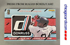 2014 Donruss Baseball HOBBY Box 2 Auto 1 Game Gear Jose Abreu Tanaka RC EXCH