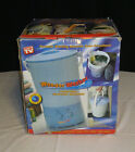 WONDER WASHER Portable Washing Machine  Ideal for Dorm RV Apt Boats CONDO