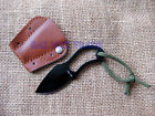 Cute MINI Full Steel Finger Hole Camping Fishing  Claw  Pocket Knife k13 HJ