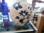 Rare Mason's Patent Ironstone china, England Mandarin large Vase with lid