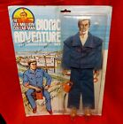 VINTAGE KENNER BIONIC MAN SIX MILLION DOLLAR MAN PRE PRODUCTION SAMPLE OUTFIT
