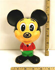 Vintage 1976 Mickey Mouse Pull String Talking Toy Mattel Many Phrases Tested