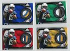 LOT OF 4 Keenan Allen RC 2013 Topps Strata 4-Color Patch 90 70 35 10