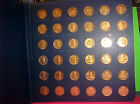 Franklin Mint Presidential Hall Of Fame Coin Set