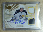 13-14 UD SPx RC Rookie Spectrum Dual Patch Auto #192 JACOB TROUBA 30