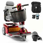 Shoprider Sunrunner 3 Wheel Electric Mobility Scooter 888B 3 + FREE ACCESSORIES