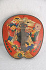 Vintage Horse , Boys & Japan Flag Litho Print Paper Accordion Musical Toy ,Japan