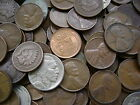 114 LINCOLN WHEAT CENT, INDIAN HEAD CENT, BUFFALO NICKEL, COLLECTIONN LOT    #1