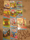 Abeka First Grade Readers Complete Set Plus Handbook for Reading