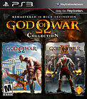 Ultimate Combo Pack: God of War Collection  (Sony Playstation 3, 2010)
