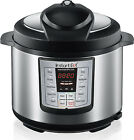 6-in-1 Programmable Pressure Cooker by Instant Pot, 6.33-Quart, IP-LUX60, New