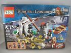 New Sealed Lego 4181 ISLA DE LA MUERTA Pirates of the Caribbean Jack Sparrow