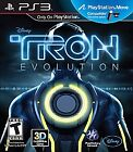 PS3 GAME TRON EVOLUTION - Free Shipping & No Reserve!